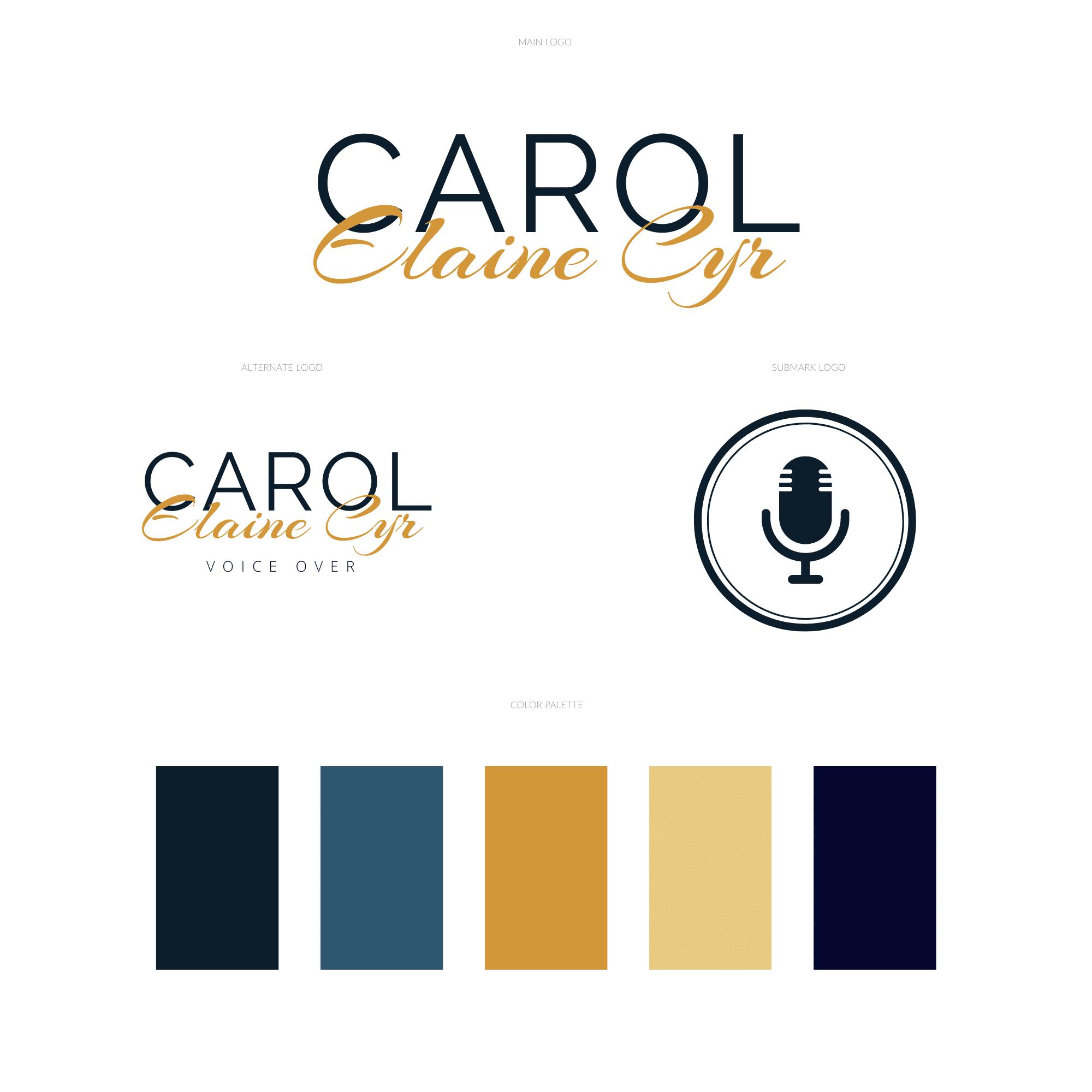Carol Elaine Cyr Logo Option 2 (1)