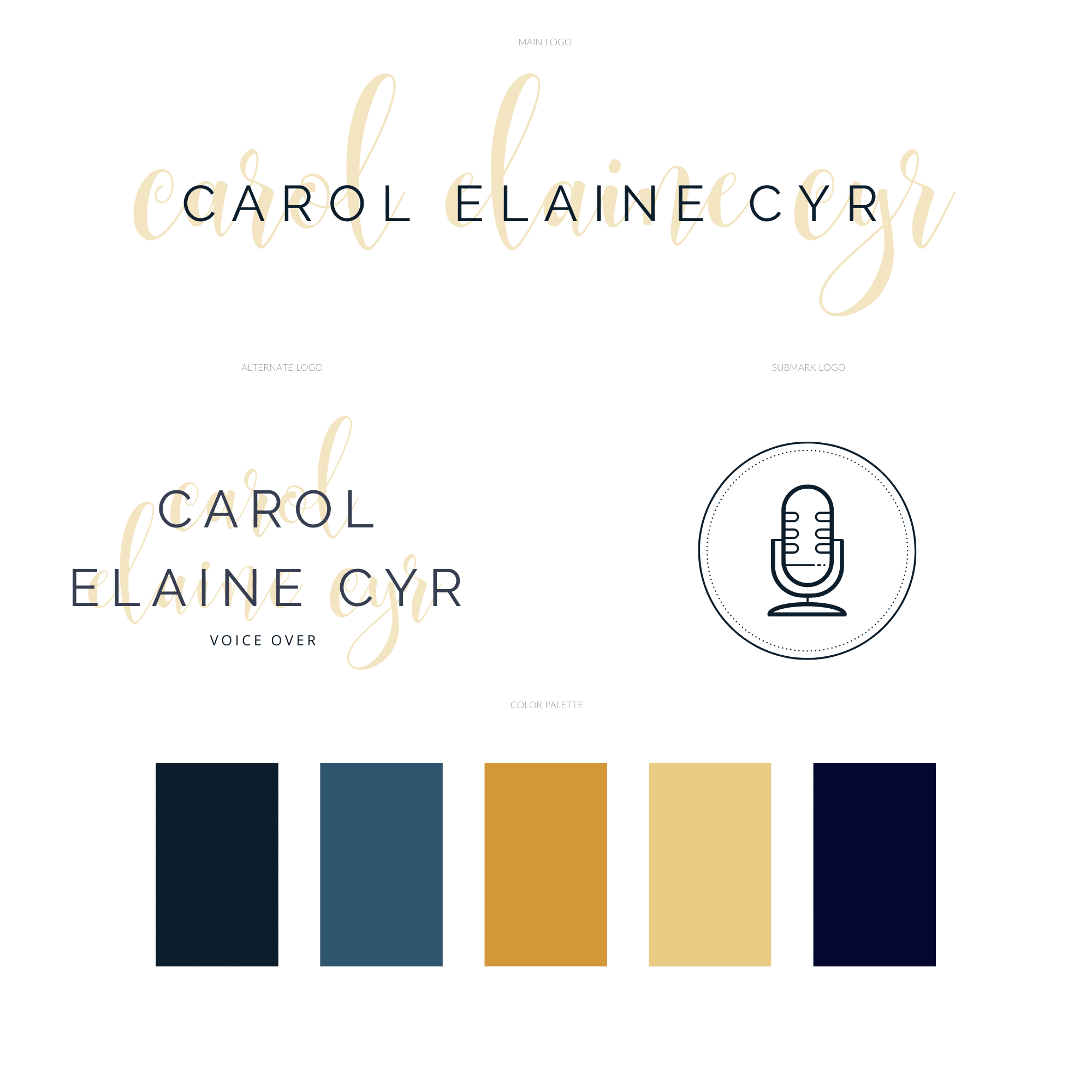 Carol Elaine Cyr Logo Option 3 (1)