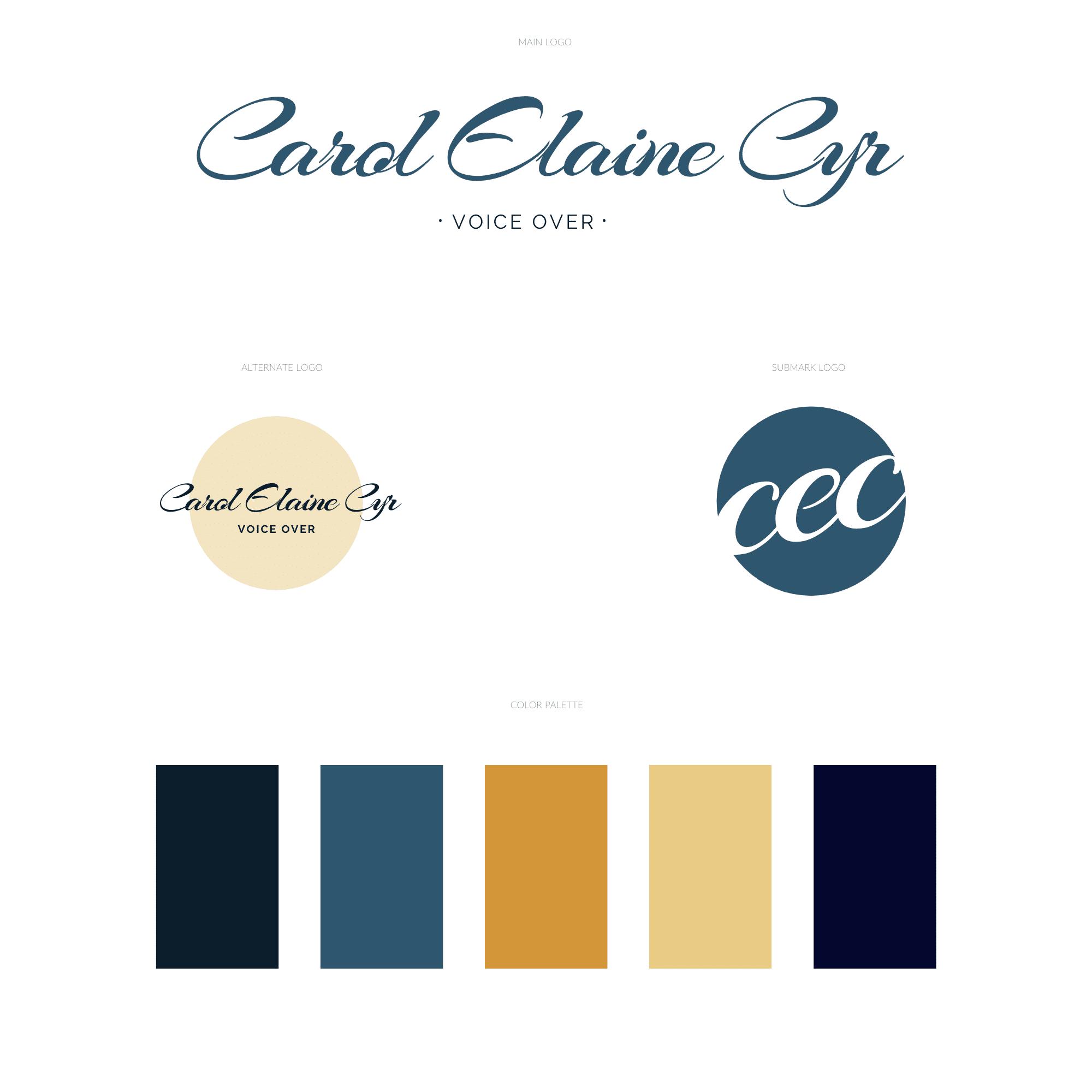 Carol Elaine Cyr Logo Option 5 (1)